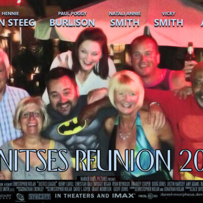 Benitses ex-workers reunion 2014