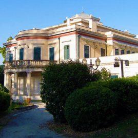 Μουσείο Παλαιόπολης στο Μόν ρεπό στην Κέρκυρα