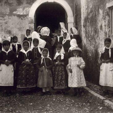 Πάσχα στο Γαστούρι Κέρκυρας-1903