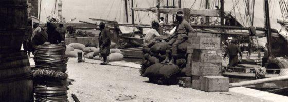 Στο λιμάνι των Χανίων