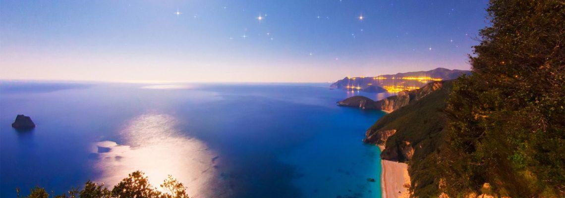 Παραλίες της Κέρκυρας - Στελάρι Λιαπάδες