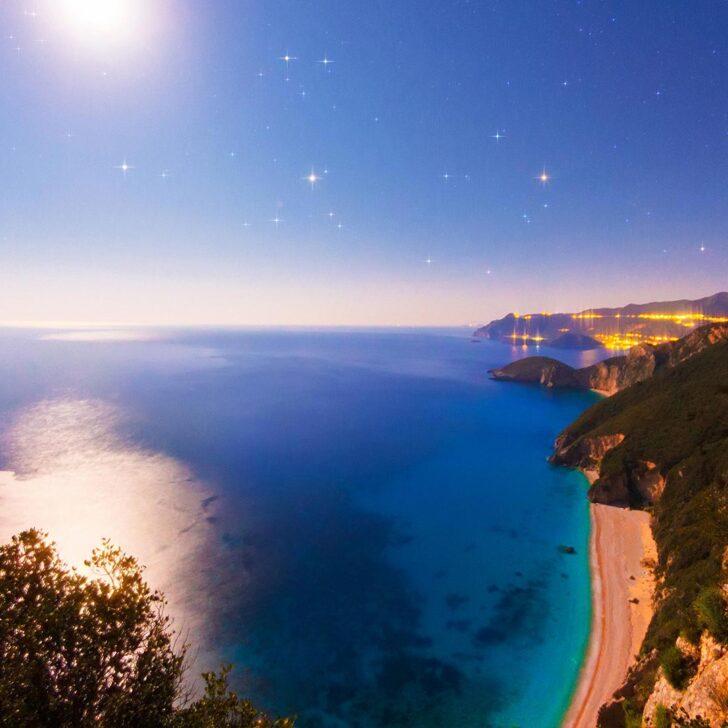 7 Κρυφές Παραλίες της Κέρκυρας Δίπλα στην Παλαιοκαστρίτσα