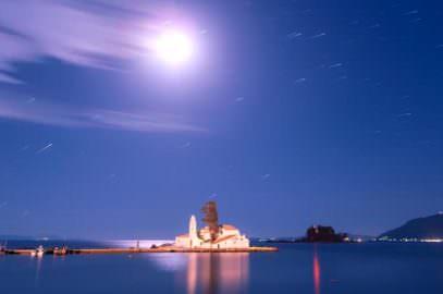 Corfu Nightscapes - Μια βόλτα στο φεγγάρι