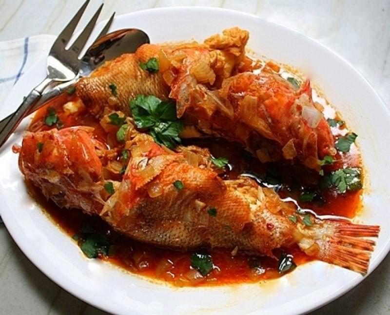 Κερκυραϊκή κουζίνα - Μπουρδέτο