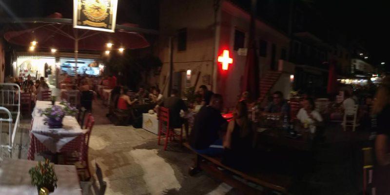Εστιατόριο Καπετάν Χταπόδης
