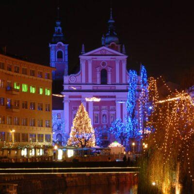 Χριστούγεννα στη...Σλοβενία