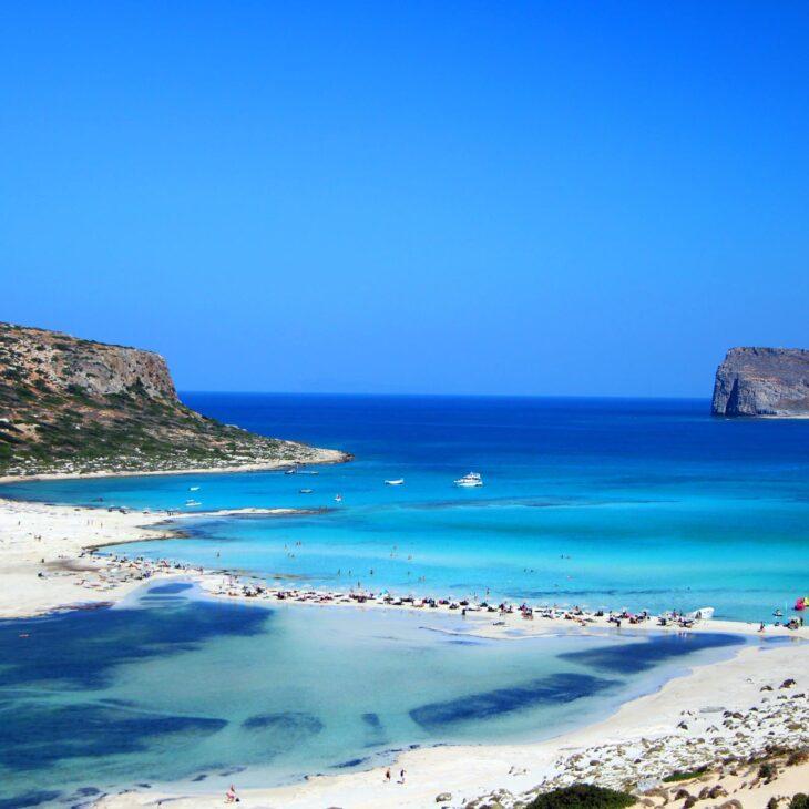 Παραλίες στην Κρήτη