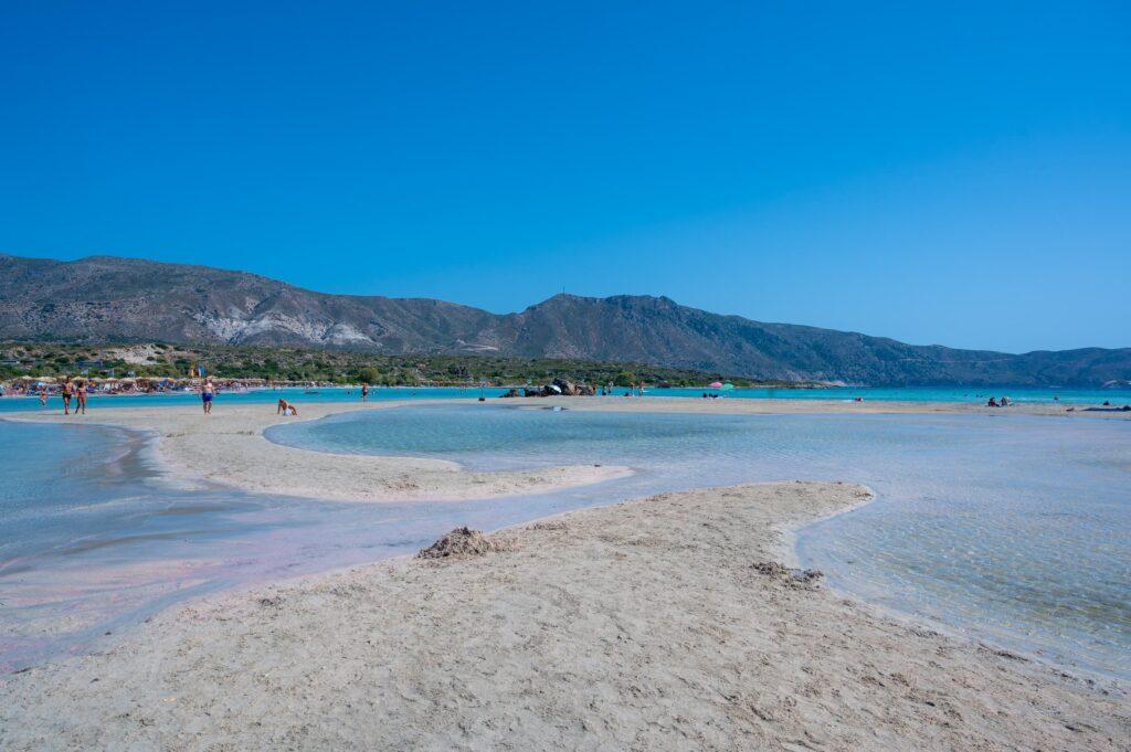 Παραλία Ελαφονήσι Χανιά
