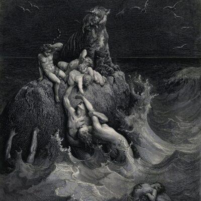 Ο Κατακλυσμός του Δευκαλίωνα