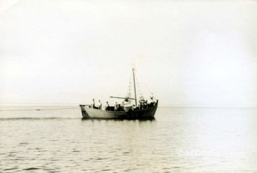 Benitses - Agia Triada purse seine