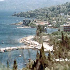 St Dimitris area 1970
