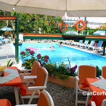 Benitses - Argo pool
