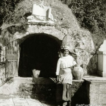 Corfu old photos-at Sissy`s source 1920