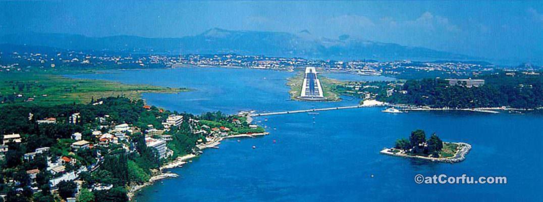 Corfu airport