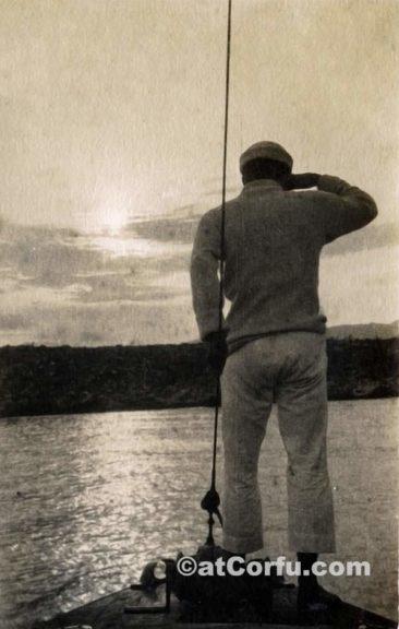 Benitses -fisherman