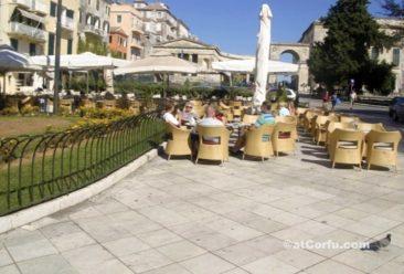 Corfu photos - kofinetta