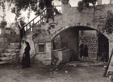 House garden in Crete 1919