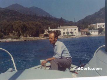 Benitses - Nionios Spinoulas 1970