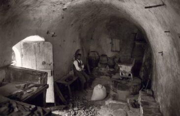 In a mill in Maroneia 1911