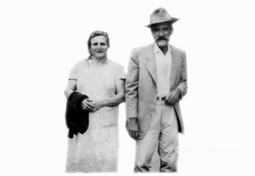 Benitses - Mitsos and Helen 1972