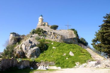 Corfu photos - in old fortress
