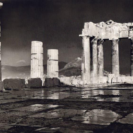 Parthenon 1908