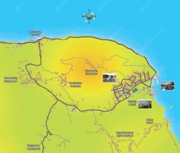 Petriti and Boukari map