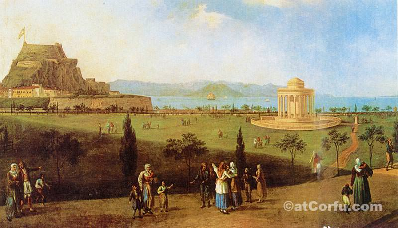 Corfu Middle Ages and Byzantine Period