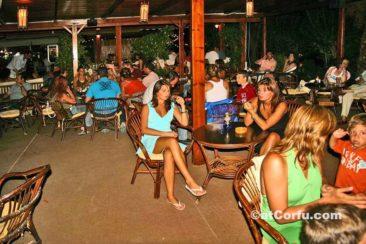 Benitses - Sunshine bar