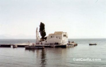 Vlachena monastery 1950