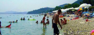 Barbati beach Corfu