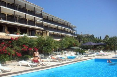 Hotel Bellos in Corfu