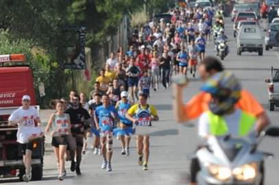 Achilleian race event in Benitses