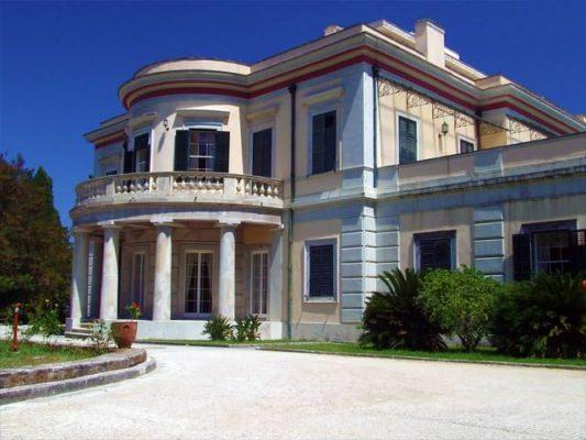 Corfu - Mon Repos Palace