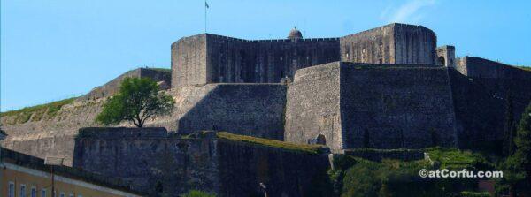 Corfu new fortress