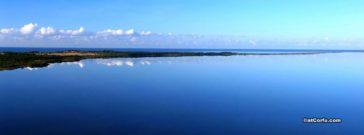 Korission lake Corfu