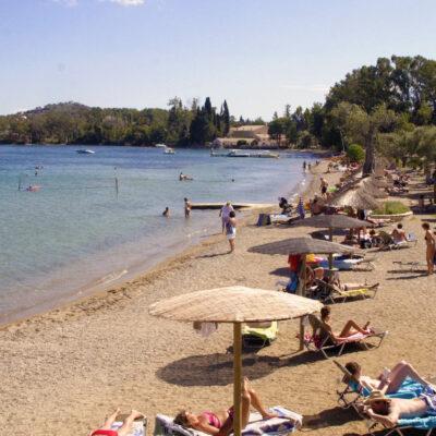 Dasia beach