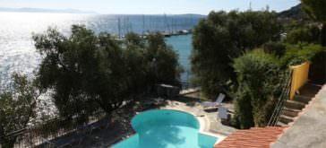Dimitra studios in Corfu
