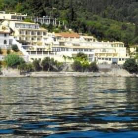 El Greco hotel from the sea