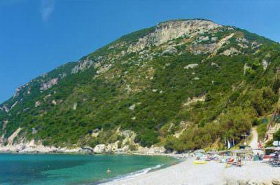 Ermones beach Corfu