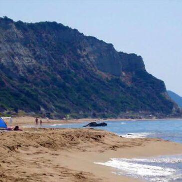 Gardenos golden beach at Vitalades