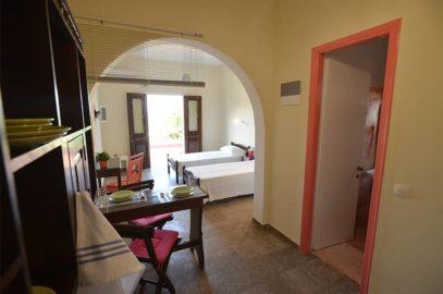 Kontos mansion in Corfu