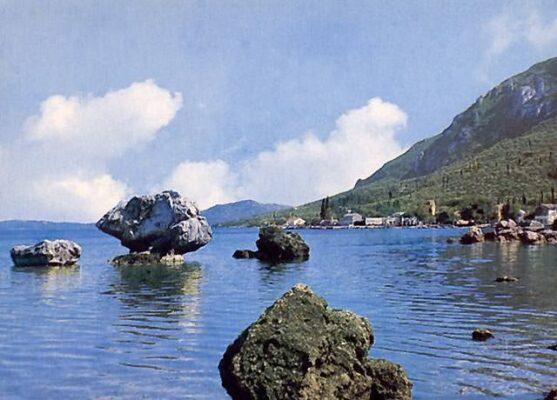 Benitses Laopetra 1970