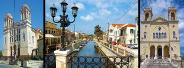 Lefkimi in Corfu
