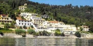 Litharia apartments in Corfu