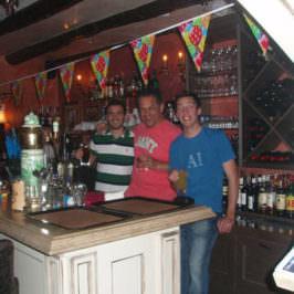 Lotza lounge cafe Benitses