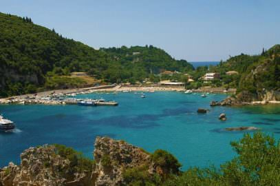 Paleokastritsa: The beautiful Corfu resort