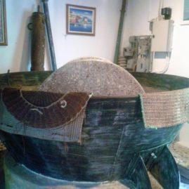 Paleokastritsa monastery museum - Traditional tools