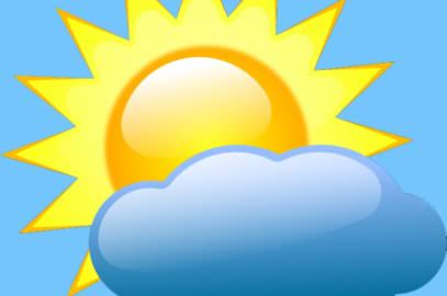 Weather forecast for Corfu and Greece