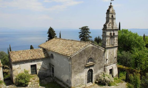 House at San Stefano - Church